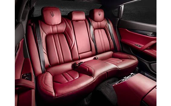 Maserati Quattroporte 20