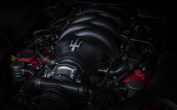 Maserati Granturismo 13
