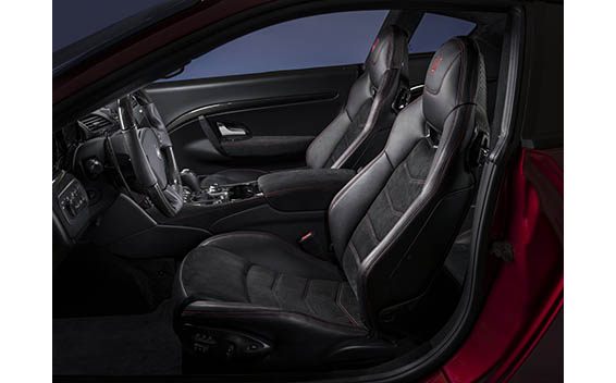 Maserati Granturismo 16