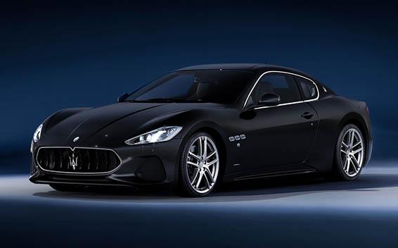 Maserati Granturismo 21