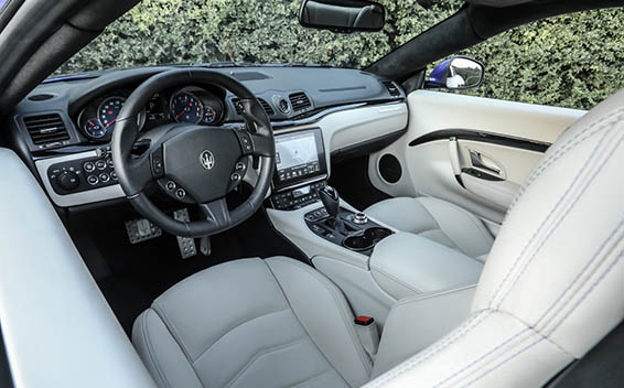 Maserati Granturismo 22