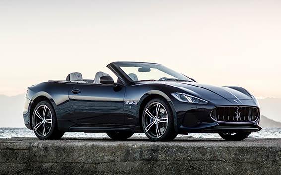 Maserati Gran Cabrio 1