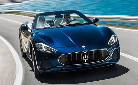 Maserati Gran Cabrio 2