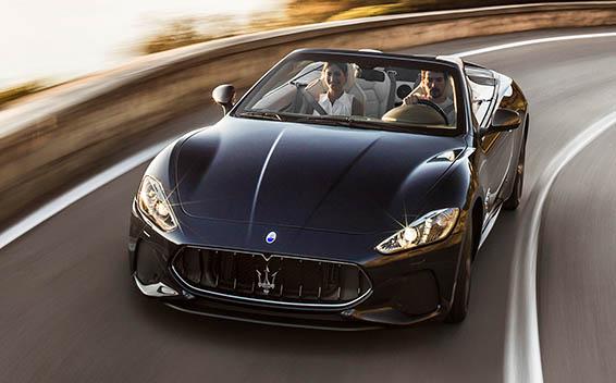 Maserati Gran Cabrio 3