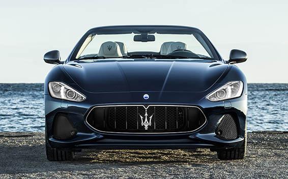 Maserati Gran Cabrio 5