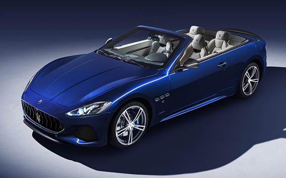 Maserati Gran Cabrio 7