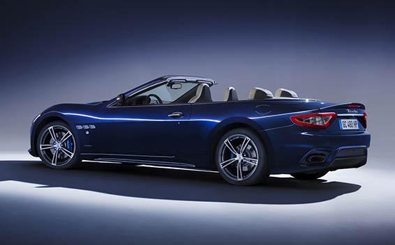 Maserati Gran Cabrio 8