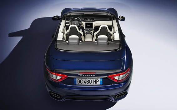 Maserati Gran Cabrio 9