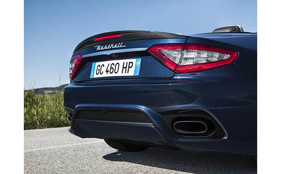 Maserati Gran Cabrio 12