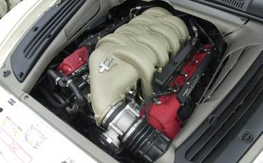 Maserati Spider 4