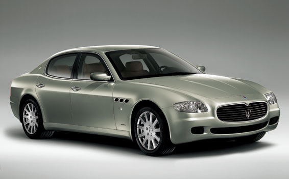 Maserati Quattroporte LHD AT 4.2 (2004)