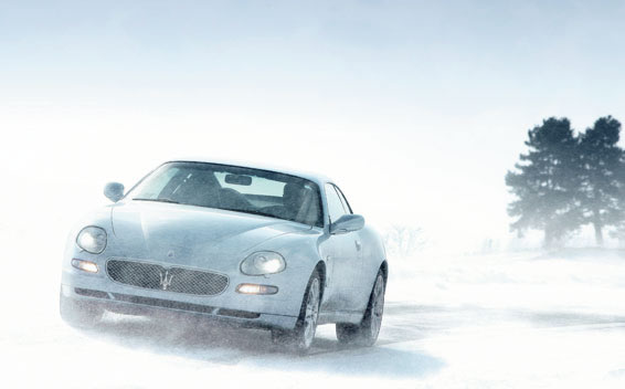 Maserati Coupe 1