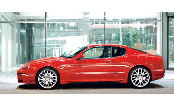 Maserati Gransport 1