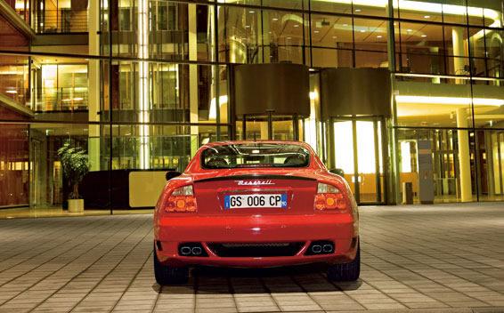 Maserati Gransport 2