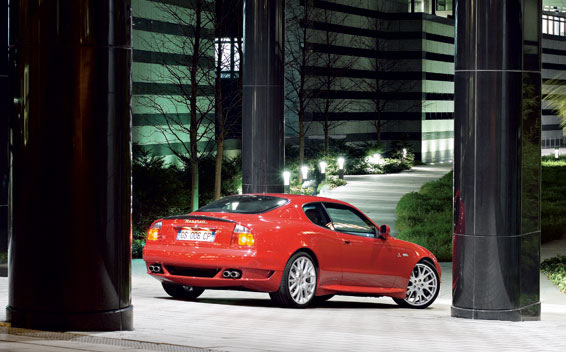 Maserati Gransport 3