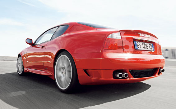 Maserati Gransport 4