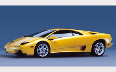 Lamborghini Diablo 1