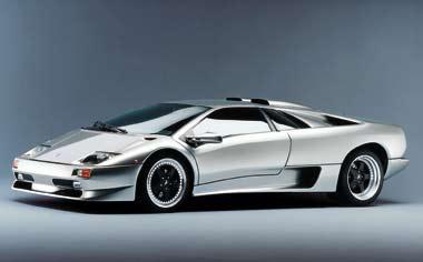 Lamborghini Diablo 4