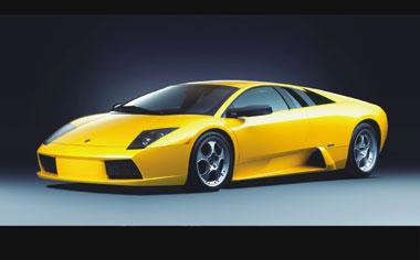 Lamborghini Murcielago BASE 4WD MT 6.2 (2002)