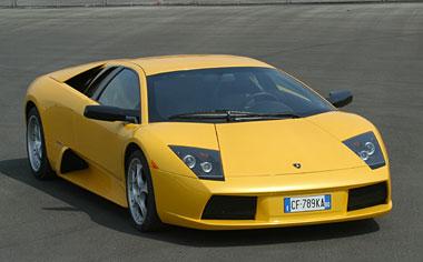 Lamborghini Murcielago BASE LHD 4WD MT 6.2 (2004)