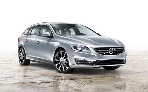 Volvo V60 T4 RHD AT 1.6 (2013)
