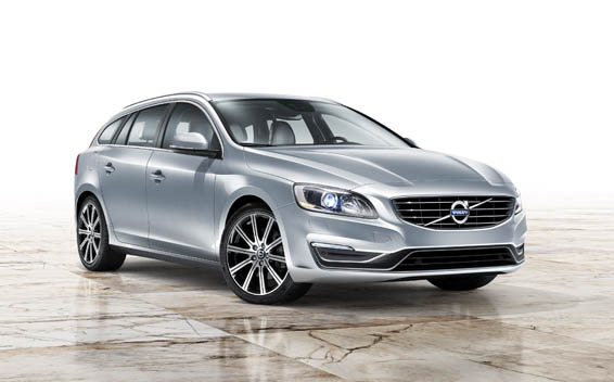 Volvo V60 T4 R DESIGN RHD AT 1.6 (2013)