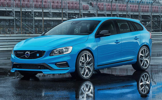 Volvo V60 T4 R DESIGN PLUS RHD AT 1.6 (2014)