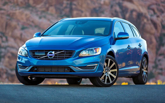 Volvo V60 T4 LUXURY EDITION RHD AT 1.6 (2015)
