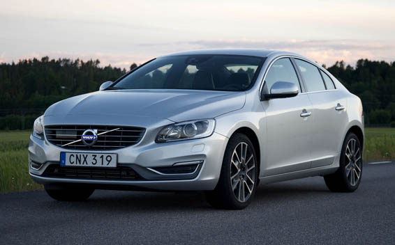 Volvo S60 T4 SE RHD AT 2.0 (2015)