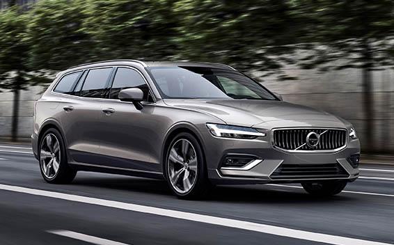 Volvo V60 T5 MOMENTUM RHD AT 2.0 (2018)