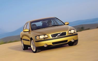 Volvo S60 2.4 RHD AT (2001)