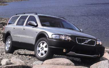 Volvo Cross Country 1