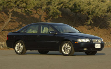Volvo S80 T-6 LHD AT 2.9 TURBO (2002)