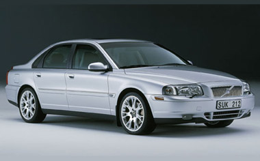 Volvo S80 S80 2.9 LHD AT 2.9 (2003)