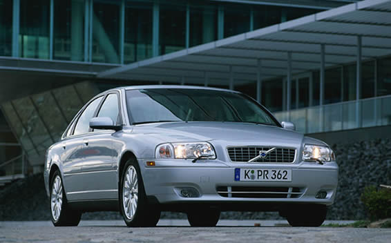 Volvo S80 S80 2.9 LHD AT 2.9 (2005)