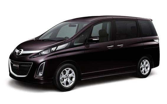 Mazda Biante 1