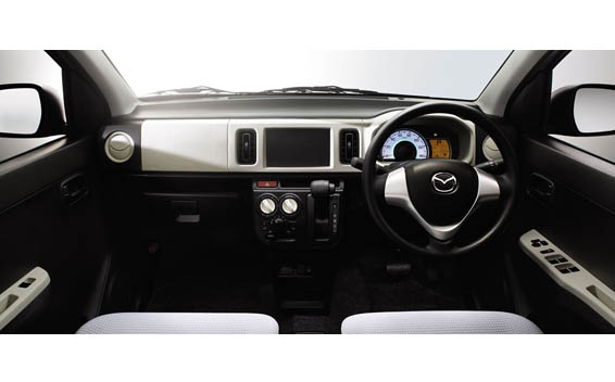 Mazda Carol 3