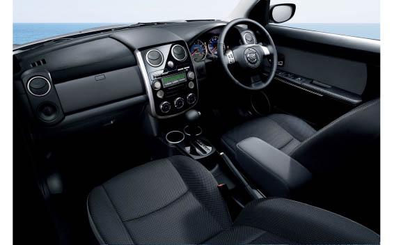 Mazda Verisa 2