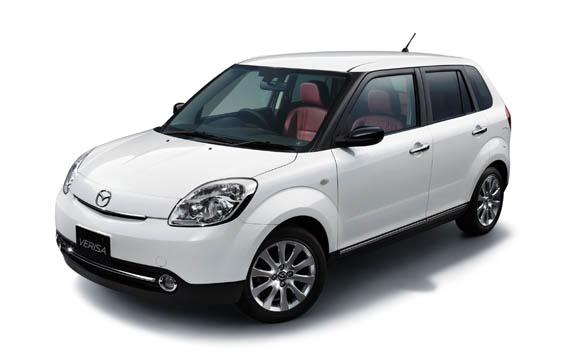 Mazda Verisa 5