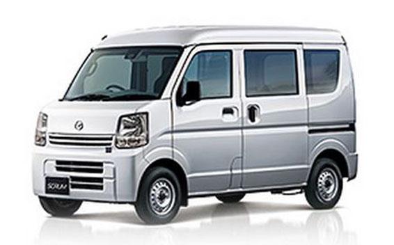 Mazda Scrum Van 1