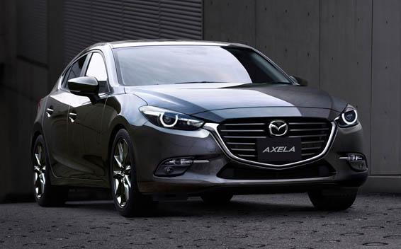 Mazda Axela 1