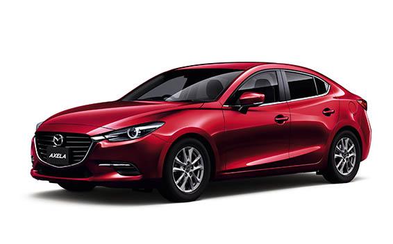 Mazda Axela 2