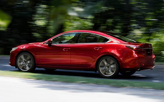 Mazda Atenza 2