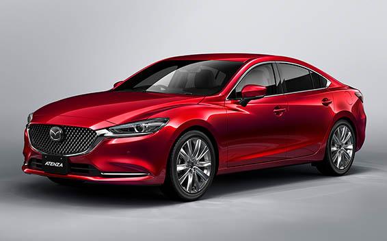 Mazda Atenza 5