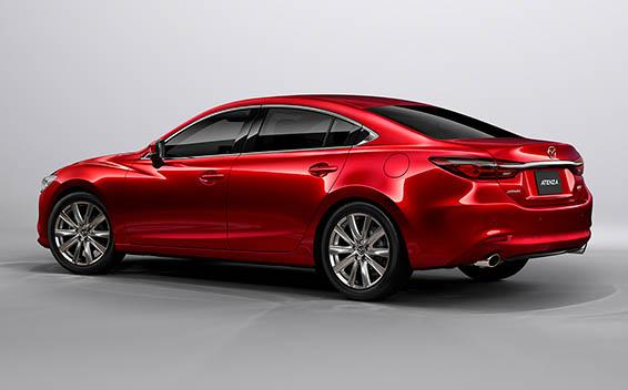 Mazda Atenza 6