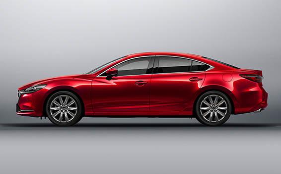 Mazda Atenza 7