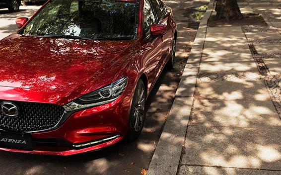 Mazda Atenza 8