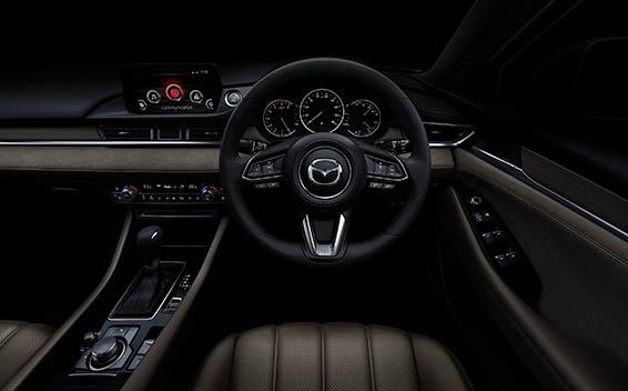 Mazda Atenza 13