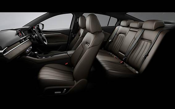 Mazda Atenza 16