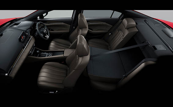 Mazda Atenza 18